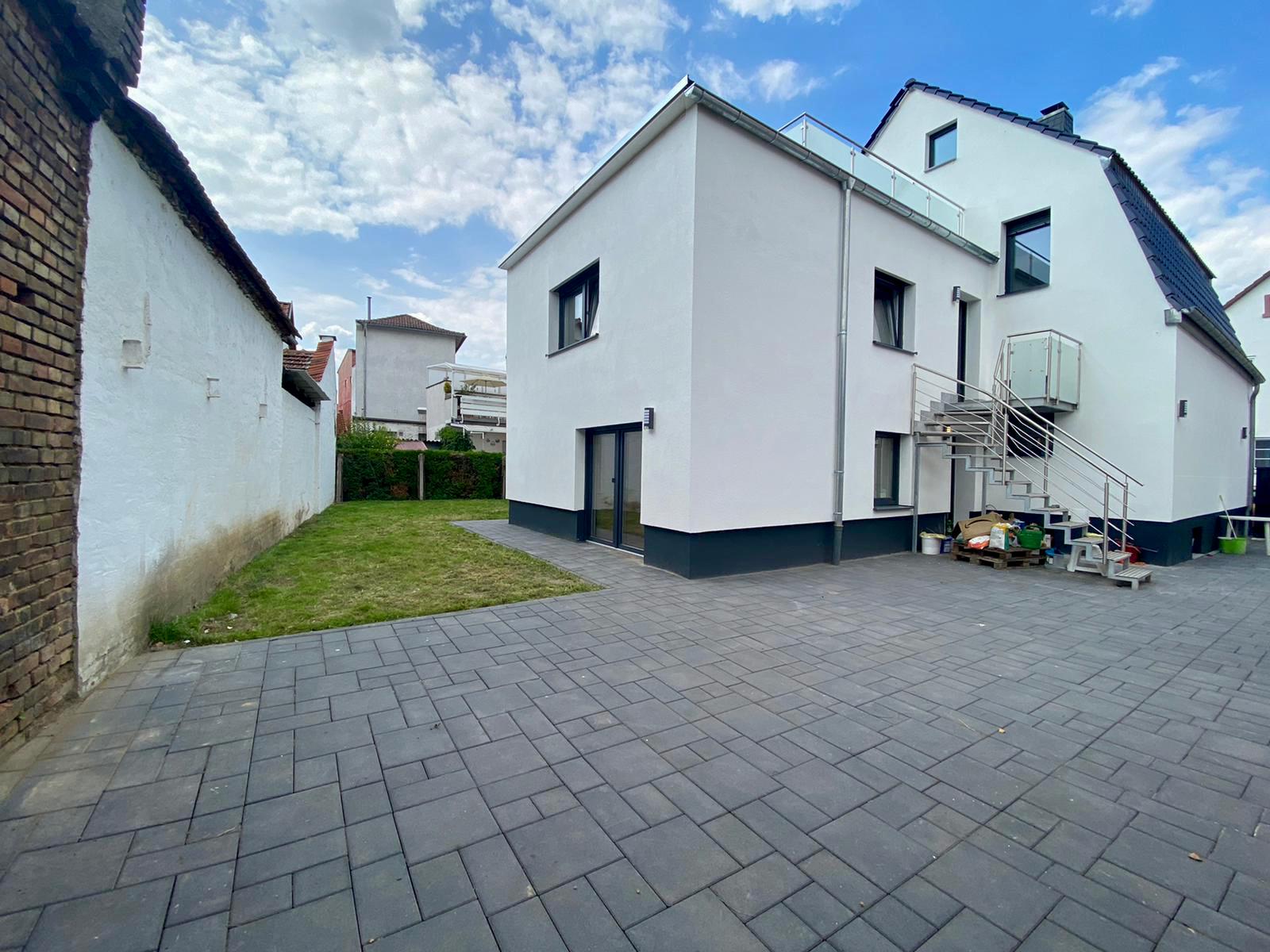 Hof + Garten